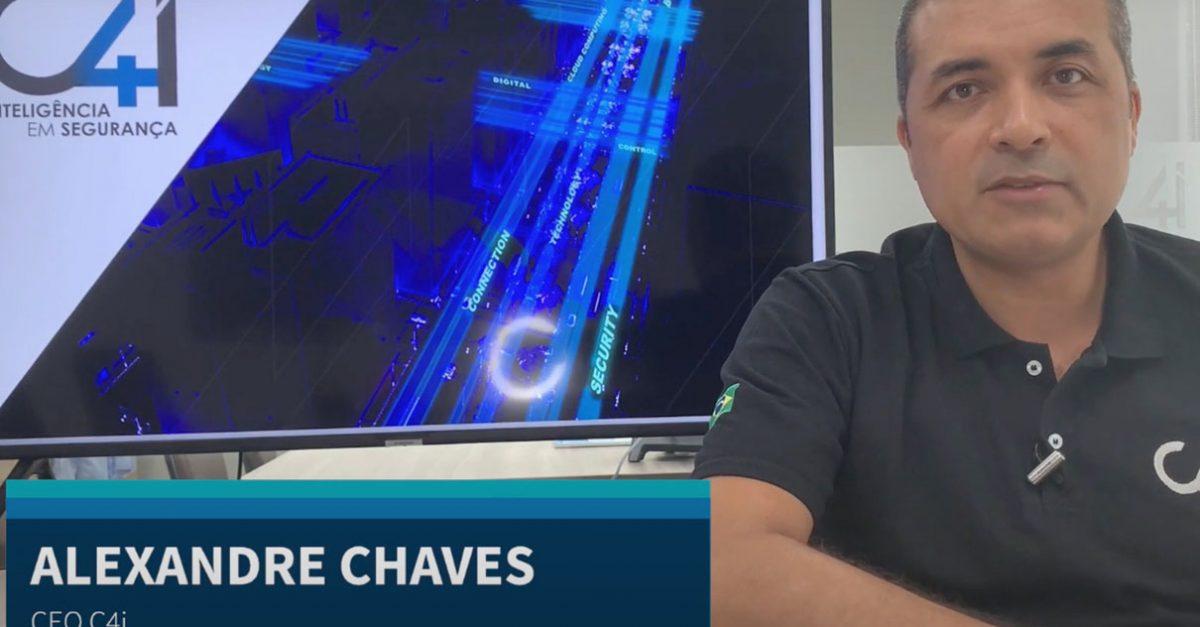 Alexandre Chaves - CEO C4i - NetSeg 02
